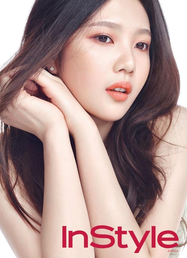 Top 5 mỹ nhân Kpop sở hữu gương mặt tròn xinh đẹp nhất, bất chấp trào lưu mặt v-line - Hình 9
