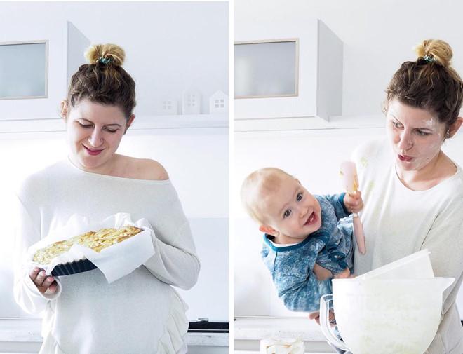 Bà mẹ thời công nghệ: Thích sống ảo dù rất bận rộn - Hình 3