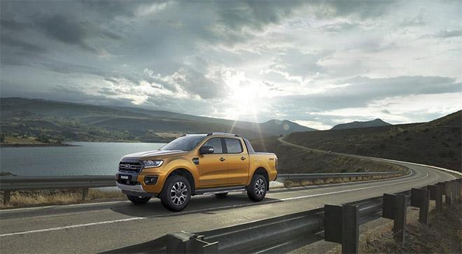 Bảng giá xe Ford Ranger 2018 cập nhật mới nhất ưu đãi giảm 20% khi mua phụ kiện tại đại lý - Hình 8