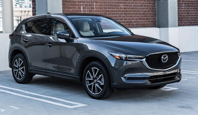 Bảng giá xe Mazda CX-5 2018 cập nhật mới nhất tháng 11, chỉ từ 899 triệu đồng - Hình 5