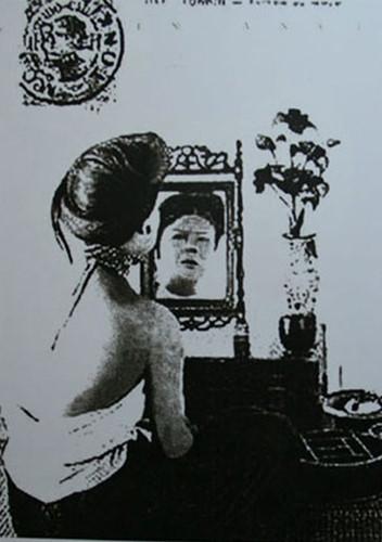 Chùm ảnh: Ngẩn ngơ yếm thắm của kiều nữ Việt xưa - Hình 6