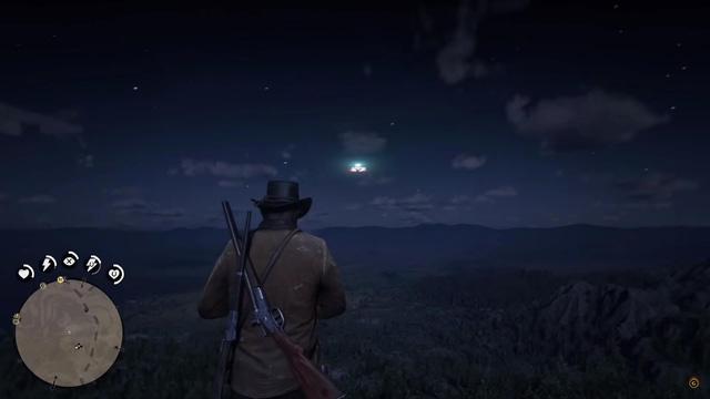 Red Dead Redemption 2 ẩn chứa bí mật về người ngoài hành tinh - Hình 4