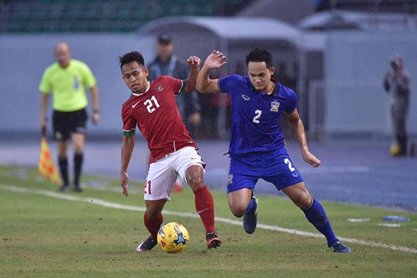Sao trẻ Indonesia chính thức mất AFF Cup vì... đánh bạn gái - Hình 2