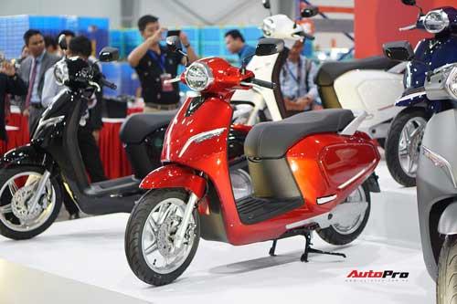 XE HOT QUA ẢNH (3/11): Vinfast ra mắt xe máy điện, loạt ôtô giá rẻ đổ bộ về Việt Nam - Hình 2
