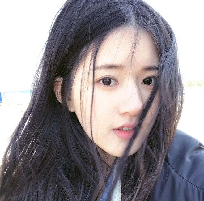 Cô nàng Hot girl Trung Quốc với vẻ đẹp xiêu lòng - Hình 13