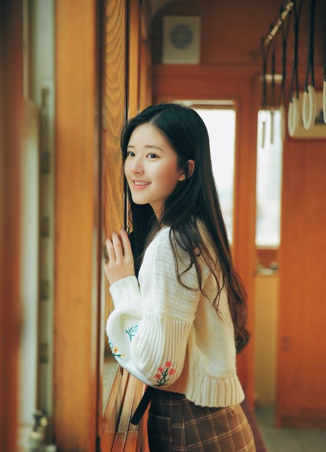 Cô nàng Hot girl Trung Quốc với vẻ đẹp xiêu lòng - Hình 6