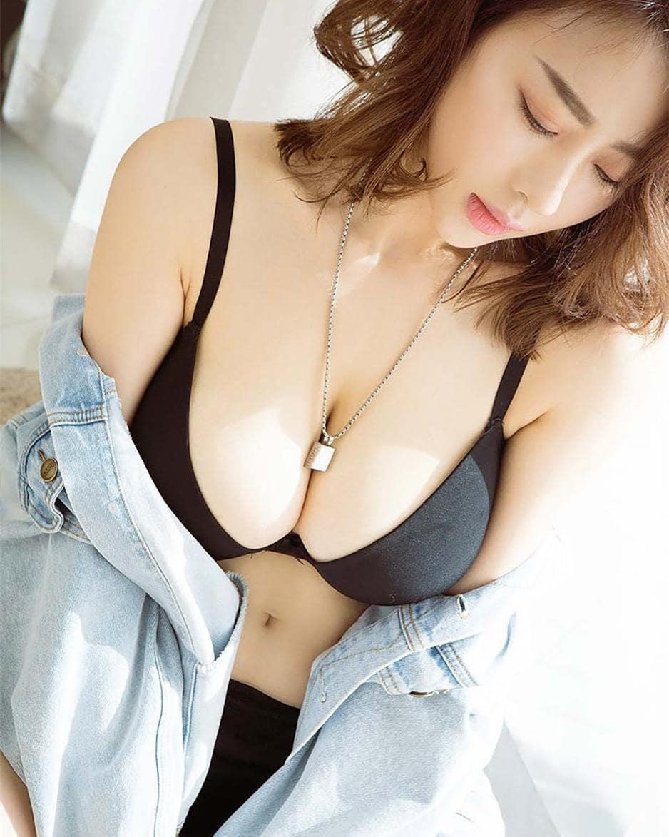 Ngộp thở trước bộ ngực ngàn cân của Thánh nữ ngực đẹp Trung Quốc - Hình 15