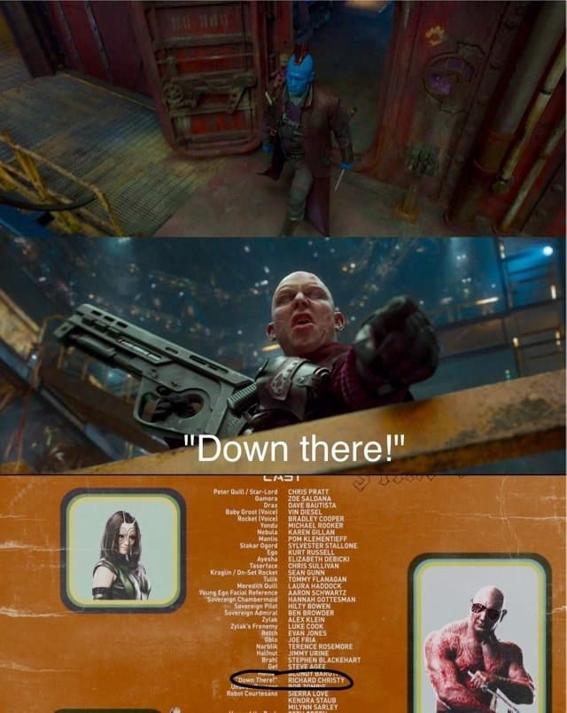 14 tình tiết cực thú vị các nhà làm phim đã giấu trong credit mà chẳng ai phát hiện ra - Hình 8
