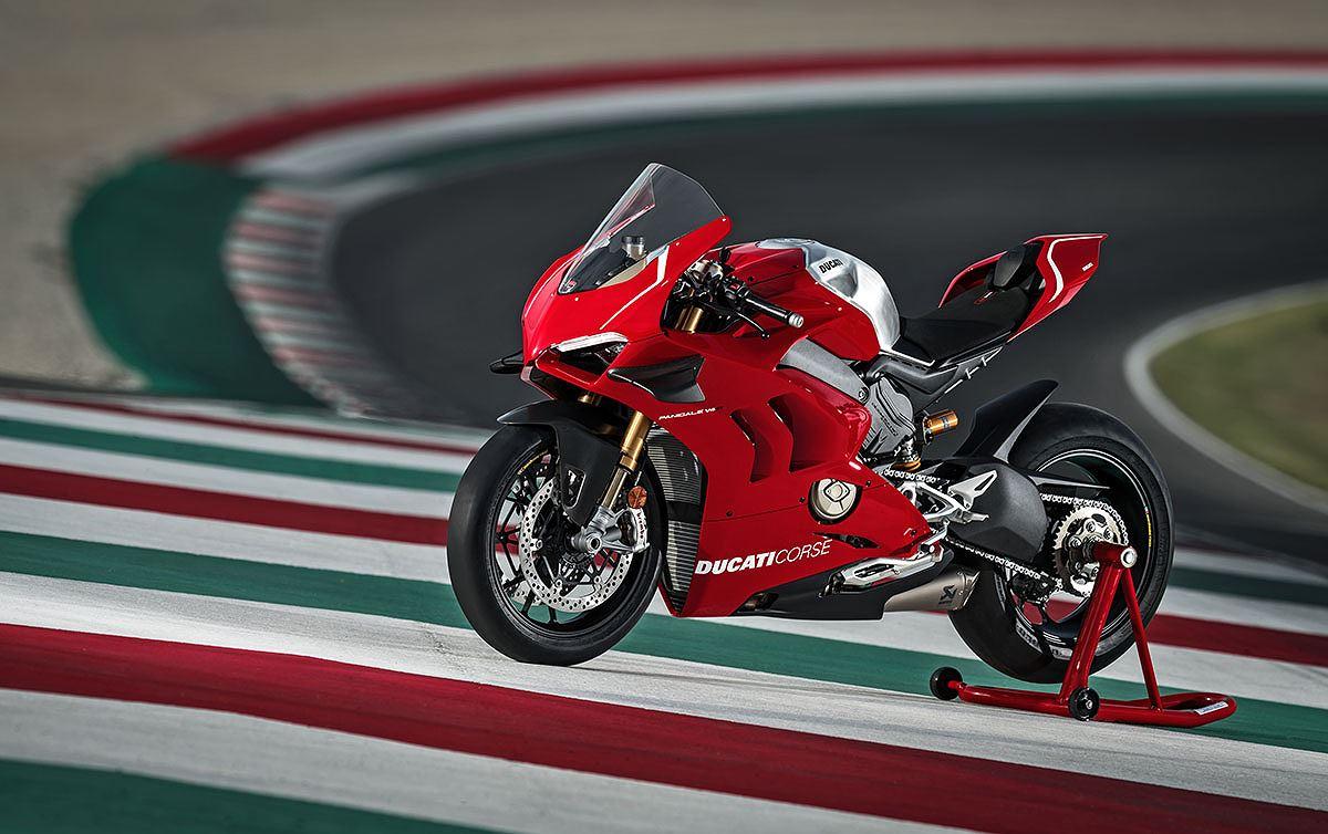 Ducati ra mắt siêu phẩm Panigale V4 R và loạt xe mới Model 2019 - Hình 9