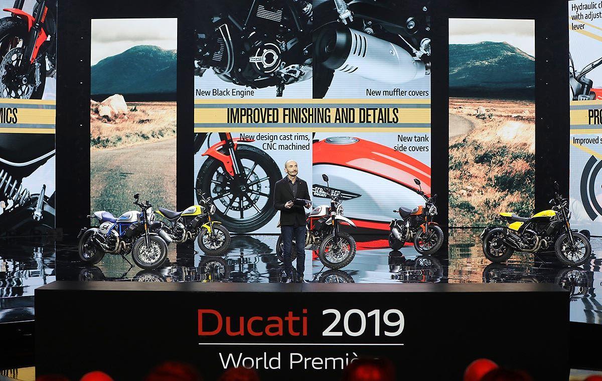 Ducati ra mắt siêu phẩm Panigale V4 R và loạt xe mới Model 2019 - Hình 6