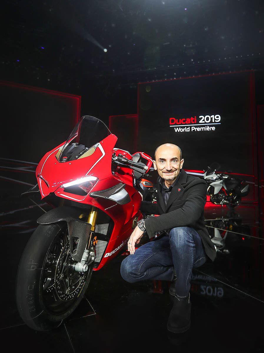 Ducati ra mắt siêu phẩm Panigale V4 R và loạt xe mới Model 2019 - Hình 3