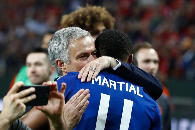 Martial hồi sinh: Chiến đấu vì Man United có nghĩa là không bao giờ bỏ cuộc - Hình 4