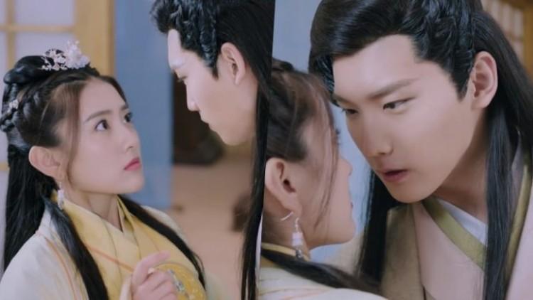 Những khoảnh khắc ngọt ngào trên màn ảnh và sau phim trường của 8 cặp đôi Hoa Ngữ - Hình 16
