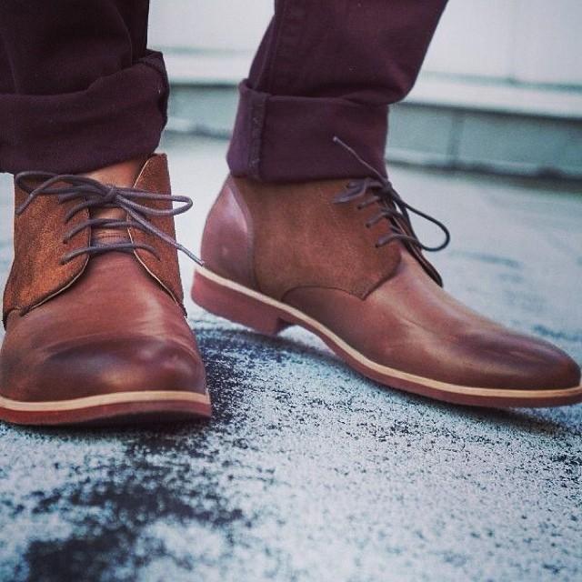 3 kiểu giày boot cực sành điệu khi trời vừa sang thu - Hình 2