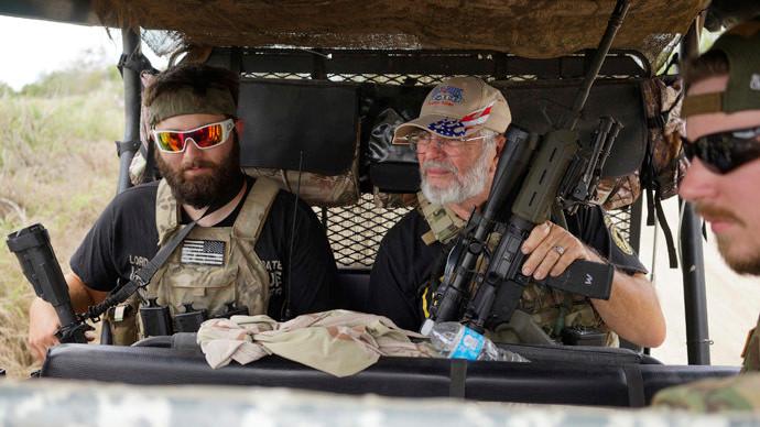 Dân quân Texas tập hợp lực lượng với mục đích bảo vệ biên giới phía nam - Hình 1