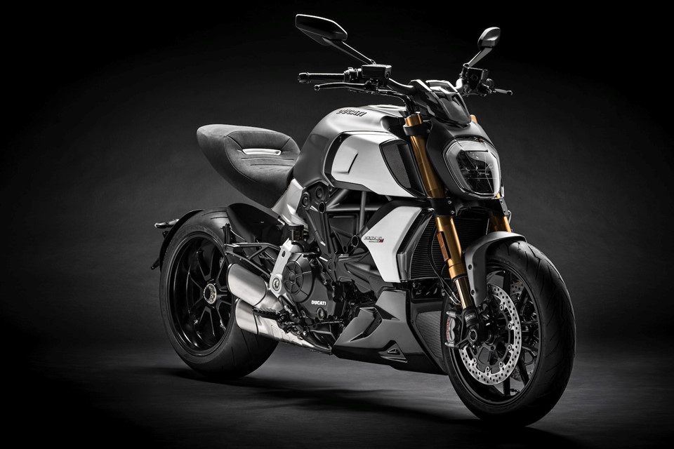 Ducati Diavel 1260 thế hệ mới ra mắt, hầm hố và hiện đại hơn - Hình 1