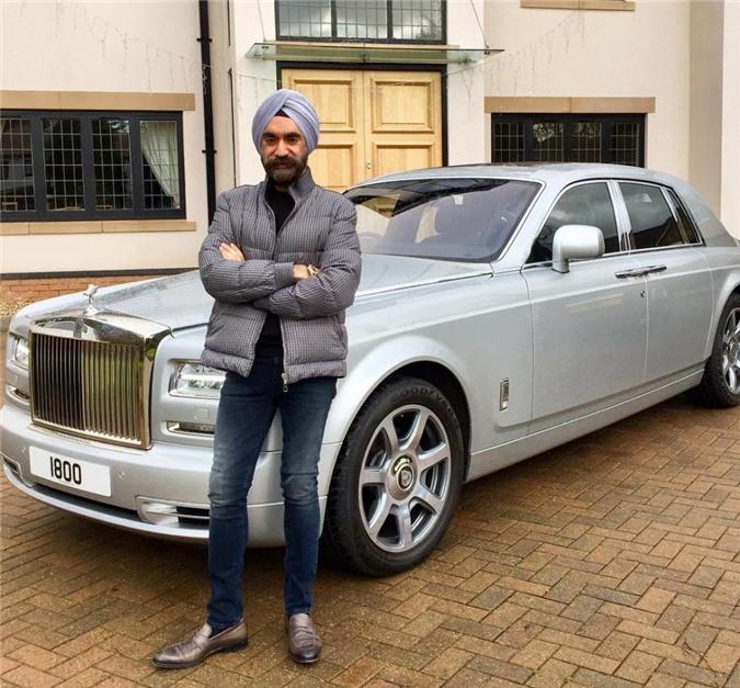 Bill Gates của Anh quốc tậu 7 chiếc Rolls-Royce sơn màu ton sur ton với khăn quấn Turban - Hình 4