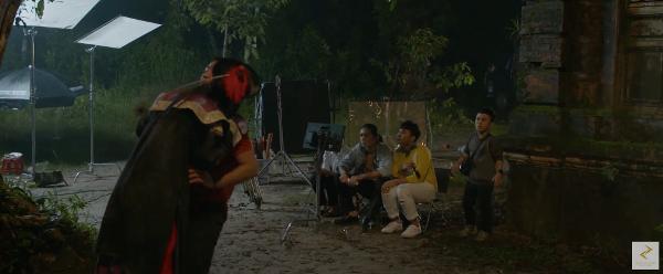 Cương thi biến tập 2: Vừa nảy sinh tình cảm, Duy Khánh và Emma đã bị cuốn vào cuộc chiến đầy rủi ro - Hình 3