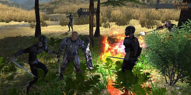 Game nhập vai hành động cực hay Shroud of the Avatar đã mở cửa miễn phí hoàn toàn - Hình 1