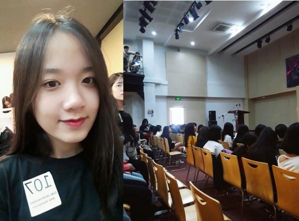Tiết lộ về CUBE Audition của một nữ sinh người Việt: CUBE chuyên nghiệp hơn hẳn các cuộc thi thử giọng ở Việt Nam! - Hình 3