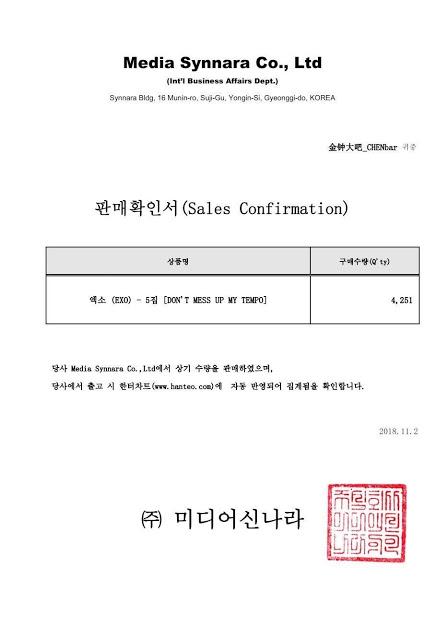 Tự phá kỷ lục của chính mình nhờ sức mạnh khủng khiếp của fan quốc tế, EXO khiến Knet tự vả vì từng chê nhóm hết thời - Hình 9