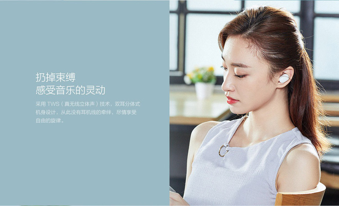 Xiaomi ra mắt tai nghe bluetooth AirDots: True wireless, Bluetooth 5.0, pin 4 tiếng, giá 700.000 đồng - Hình 3