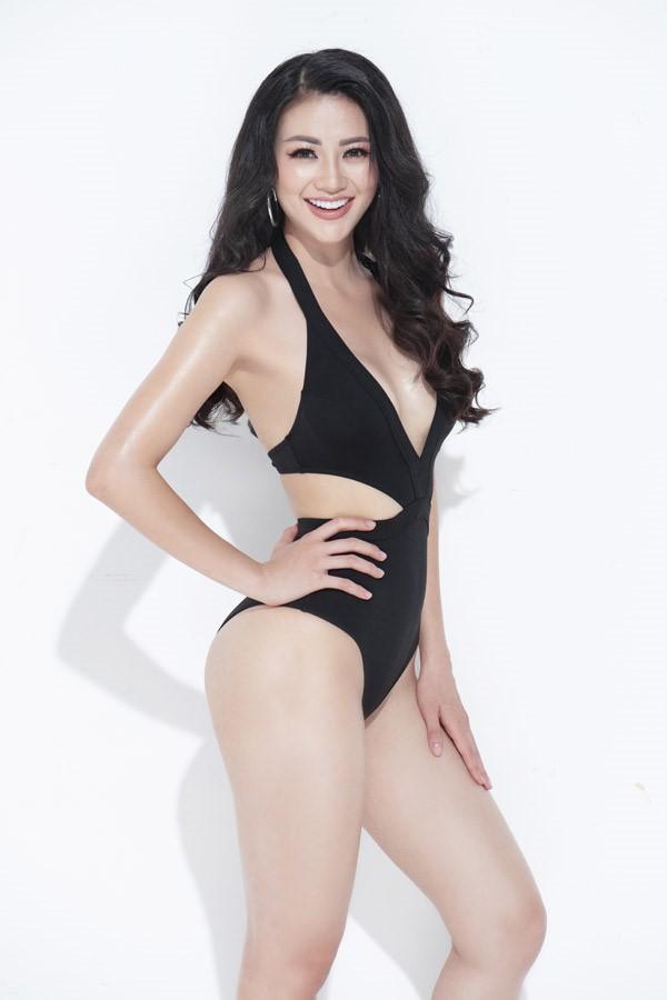 2 em kết nghĩa của Ngọc Trinh: Người thành Hoa hậu Trái đất, người hạnh phúc bên nam vũ công - Hình 3