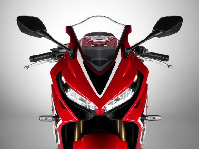 2019 Honda CBR650R trình làng, Yamaha R6 thêm nhiều áp lực - Hình 2