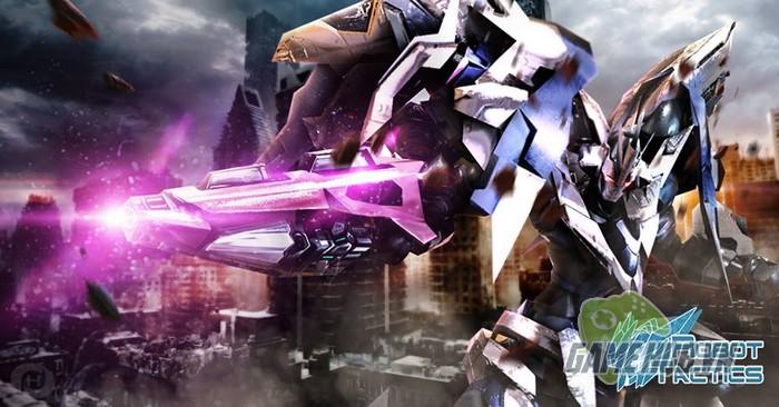 Anime kết hợp Robot trong game chiến thuật hàng khủng Mobile - Hình 4