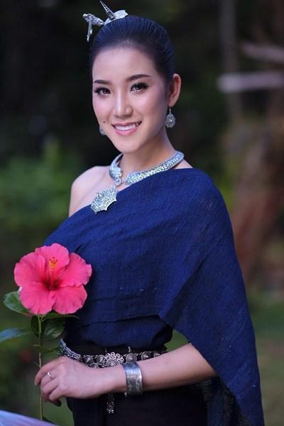 Bộ sưu tập gái đẹp Lào ngày càng nhiều, cô nào cũng xinh như tiên - Hình 12
