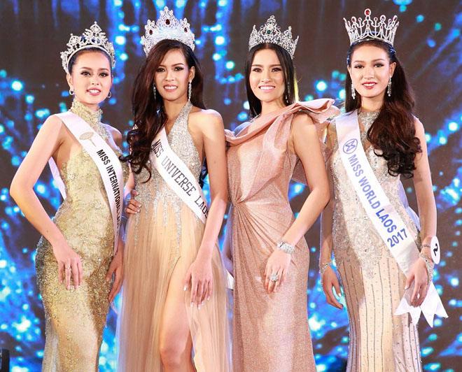 Bộ sưu tập gái đẹp Lào ngày càng nhiều, cô nào cũng xinh như tiên - Người đẹp