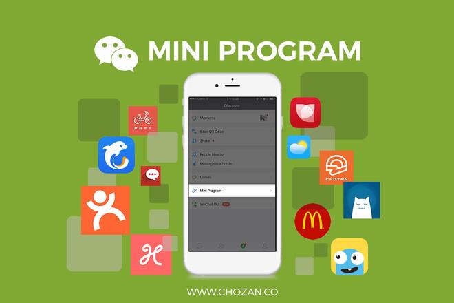 Chỉ sau gần 2 năm, WeChat đã có trong tay hơn một triệu chương trình nhỏ, bằng 1/2 App Store của Apple - Hình 1
