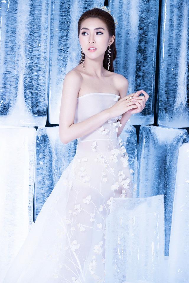 Đã là Hoa hậu, mỹ nhân eo 53 vẫn thi Hoa hậu Bản sắc Việt toàn cầu - Hình 6