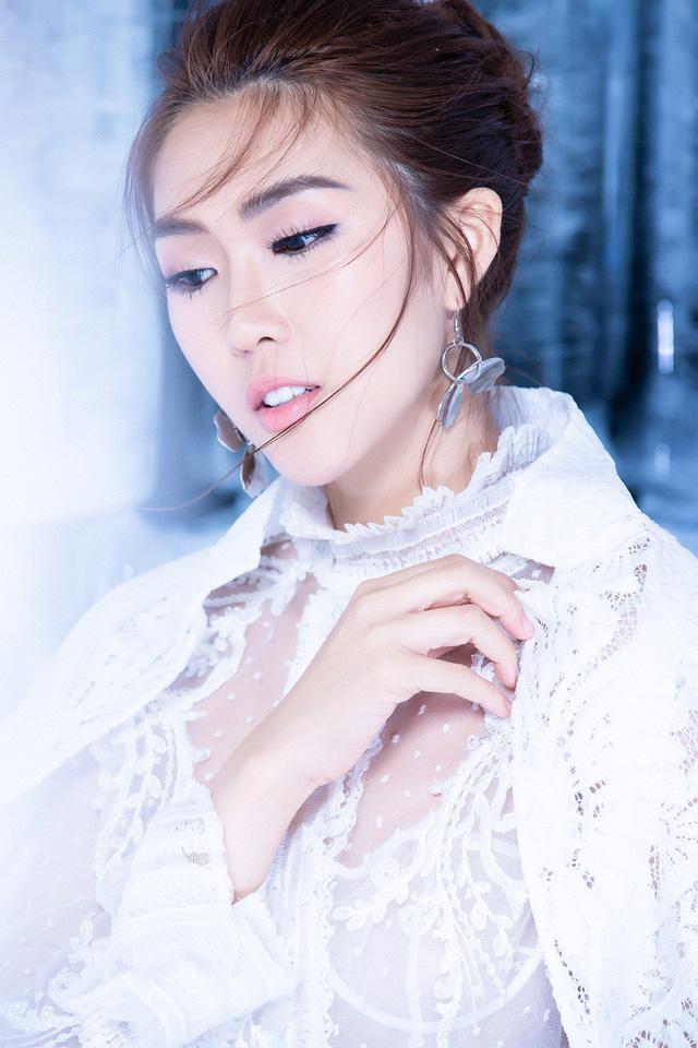 Đã là Hoa hậu, mỹ nhân eo 53 vẫn thi Hoa hậu Bản sắc Việt toàn cầu - Hình 9
