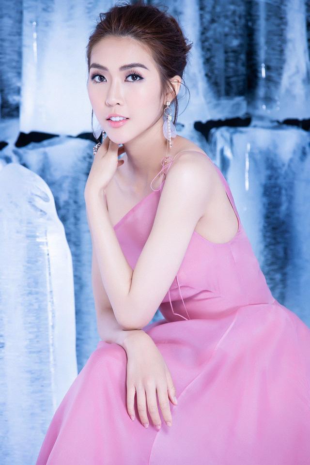 Đã là Hoa hậu, mỹ nhân eo 53 vẫn thi Hoa hậu Bản sắc Việt toàn cầu - Hình 4