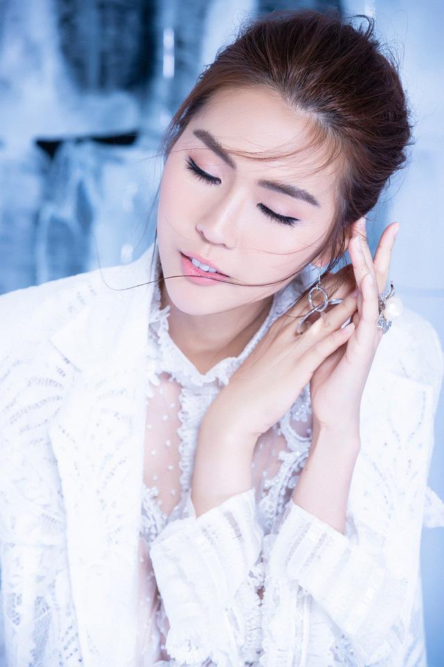 Đã là Hoa hậu, mỹ nhân eo 53 vẫn thi Hoa hậu Bản sắc Việt toàn cầu - Hình 10