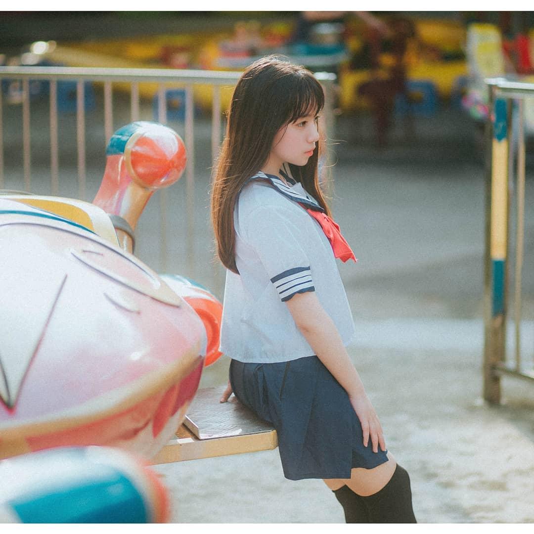 Hot girl Sara Nguyễn sở hữu gương mặt ngây thơ nhưng thân hình gợi cảm đến không ngờ - Hình 10