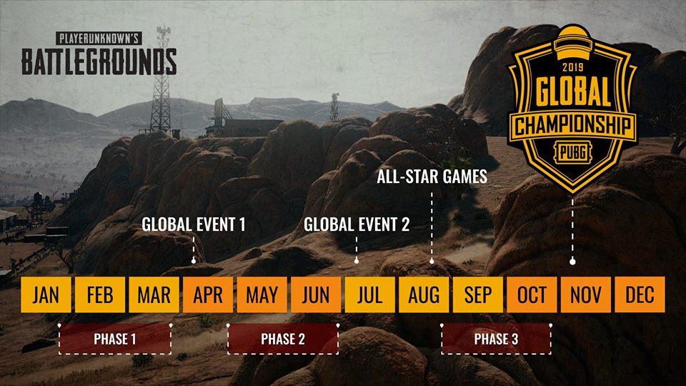 PUBG: Công bố hệ thống giải đấu toàn cầu, Joker và Harley Quinn đặt chân lên chiến trường - Hình 1
