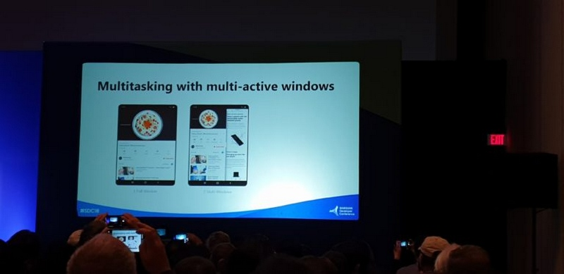 Samsung giới thiệu màn hình gập tại SDC 2018 - Hình 2