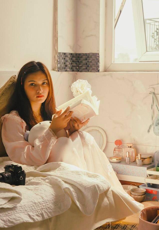 Thiếu nữ Đà Lạt bị hiểu lầm là con lai vì có nét đẹp như Tây - Người đẹp