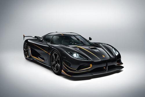 Top 10 siêu xe sử dụng vỏ bằng sợi carbon - Hình 4