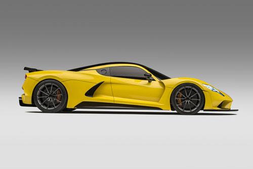 Top 10 siêu xe sử dụng vỏ bằng sợi carbon - Hình 2
