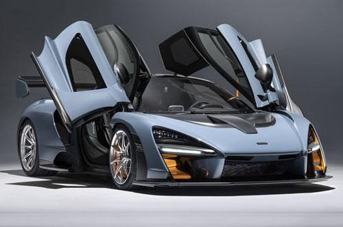 Top 10 siêu xe sử dụng vỏ bằng sợi carbon - Hình 6