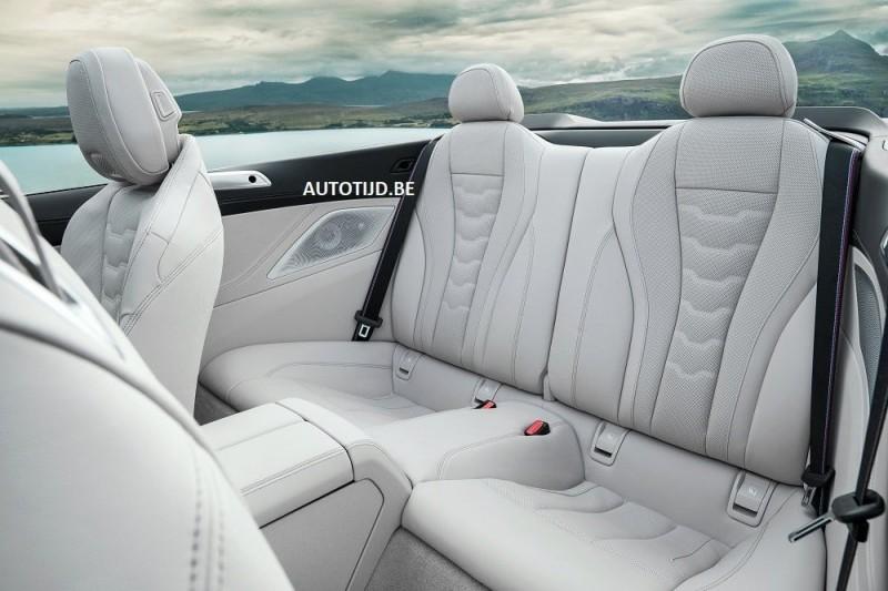BMW 8-Series mui trần cùng toát lên vẻ đẹp sang trọng và thể thao - Hình 10