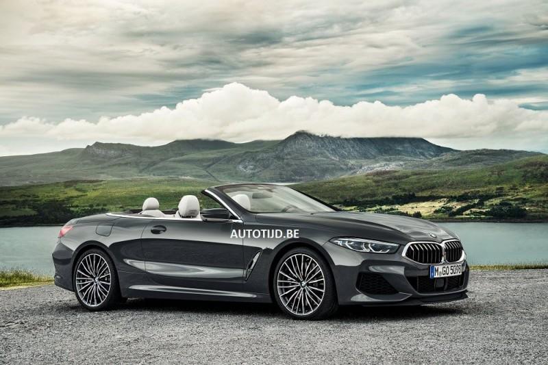 BMW 8-Series mui trần cùng toát lên vẻ đẹp sang trọng và thể thao - Hình 1