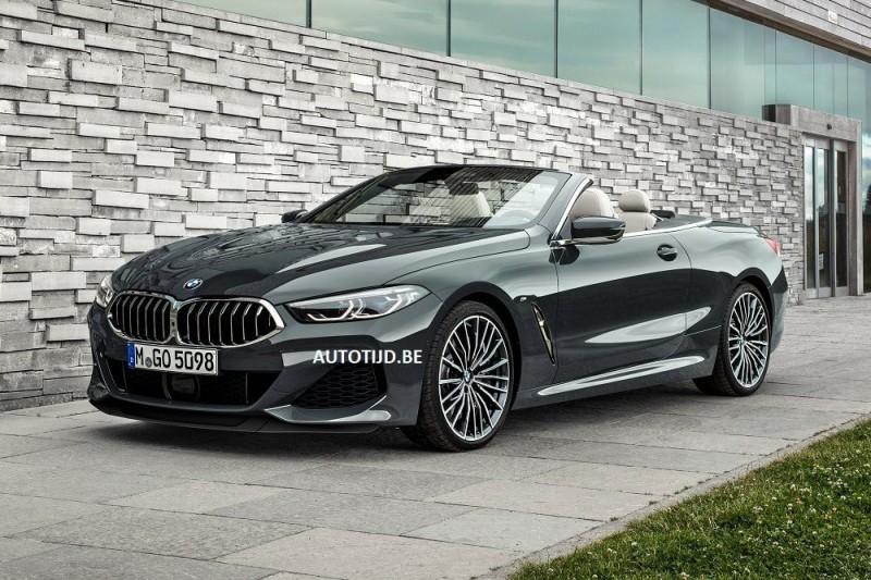 BMW 8-Series mui trần cùng toát lên vẻ đẹp sang trọng và thể thao - Hình 3