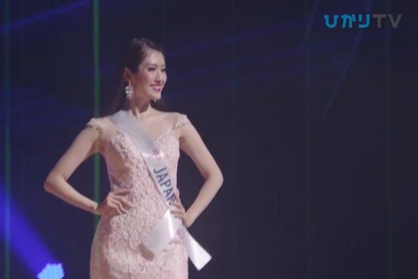 CLIP: Thùy Tiên bị loại cay đắng khỏi Top 15, Nhật Bản - Thái Lan - Philippines tiến xa Miss International 2018 - Hình 20