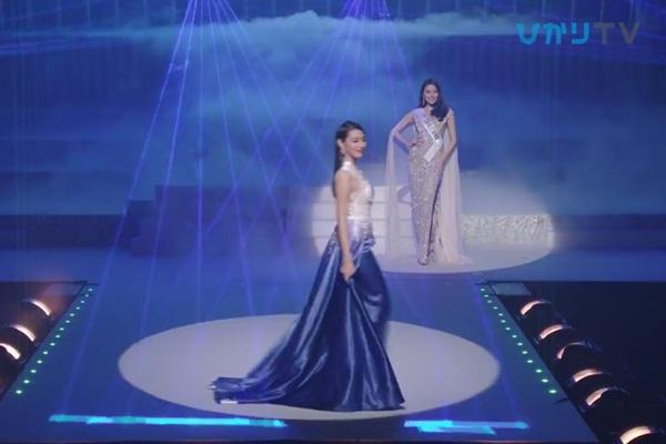 CLIP: Thùy Tiên bị loại cay đắng khỏi Top 15, Nhật Bản - Thái Lan - Philippines tiến xa Miss International 2018 - Hình 9
