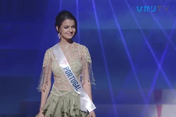CLIP: Thùy Tiên bị loại cay đắng khỏi Top 15, Nhật Bản - Thái Lan - Philippines tiến xa Miss International 2018 - Hình 16