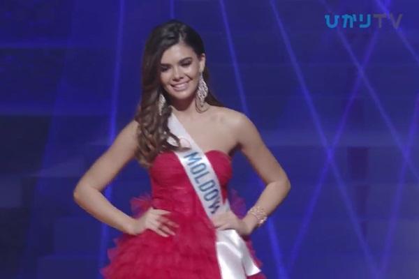 CLIP: Thùy Tiên bị loại cay đắng khỏi Top 15, Nhật Bản - Thái Lan - Philippines tiến xa Miss International 2018 - Hình 15